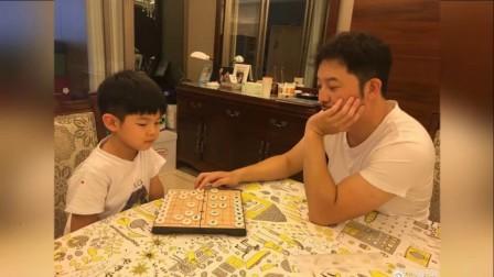 网友纷纷认为安吉下棋会赢 心疼沙溢三秒钟!
