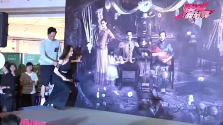 《京城81号2》首映,张智霖、钟欣潼分享生孩子戏拍摄经历