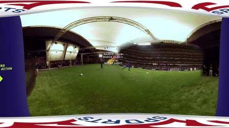非凡网 - FIFA 18 C罗任意球动作采集幕后花絮 - 全景