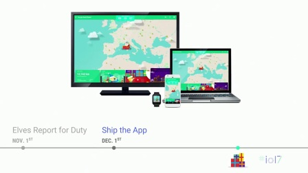 Shipping Santa Tracker: Carefully Roll out a Feature to a Million Users (Google