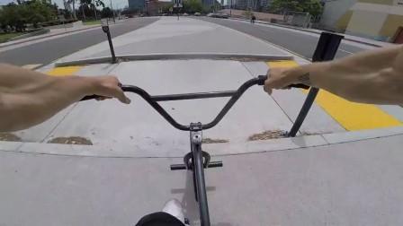 BMX vs COPS CAUGHT ON CAMERA