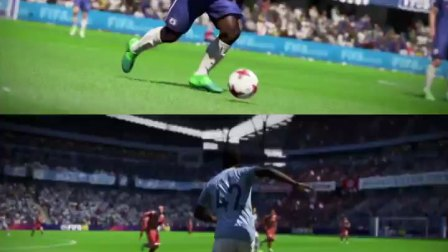 非凡网 - FIFA 18新特性 - 真实的运动学技术