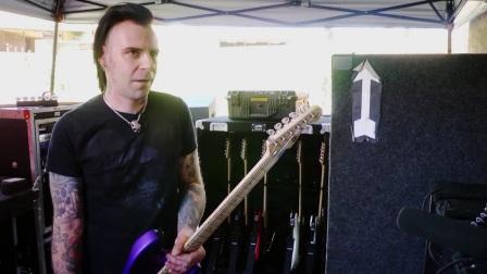 Charvel Gear Rundown with Stone Sour Guitarist Christian Martucci