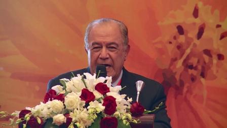 首届和苑和平节阿拉伯联盟驻华代表处主任加尼姆·希卜里先生 演讲