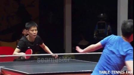 孙颖莎0-4郑怡静(T2联赛)