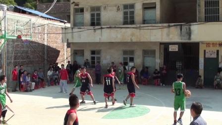 陇湾2017于陇接村篮球比赛视频