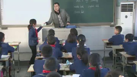 《Unit2 my schoolbag A Let's learn》人教版英语四上,中牟县文明路小学:张超