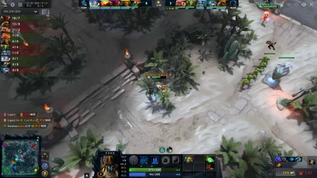 【Newbee VS Liquid#1】 TI7总决赛 DOTA2西瓦幽鬼08013