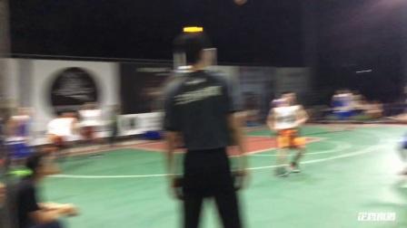 20170815漳州市第六届草根篮球联赛(视频直播)北溪联盟54vs63韬鸿工贸