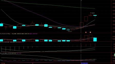 15分钟K线选股法+MACD技术指标捕抓涨停牛股