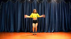 南昌酒吧流行的舞蹈 夜店嗨领舞教学《Real Love》南昌华翎原创版完整视频