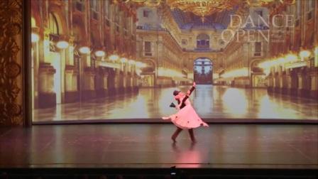 Dance Open 维也纳华尔兹 片段 Ekaterina Osmolkina, Max