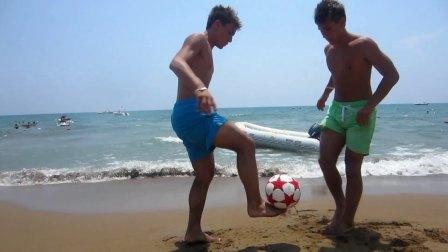 SkillTwins 双胞胎足球 全视频集合