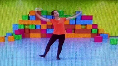 巴巴幼儿园小班音乐 小兔子乖乖舞蹈