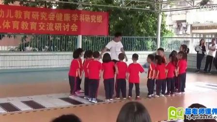 大班体育幼儿园PPT课件免费下载《老鹰来了》_1