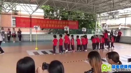 大班体育幼儿园PPT课件免费下载《老鹰来了》_2