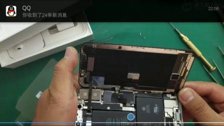 苹果  拆机和屏幕结构,青鸟配件 淘宝搜12966604
