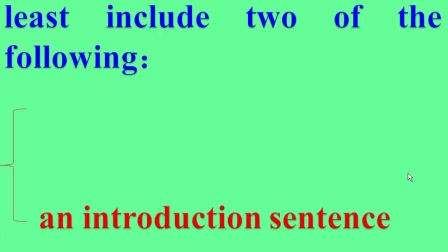 高中_英语_writing---how to write the first paragraph微课