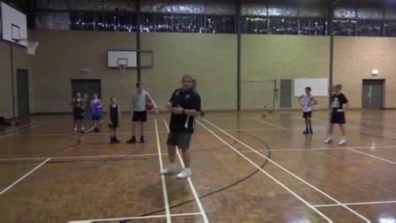 澳洲篮球教练讲座