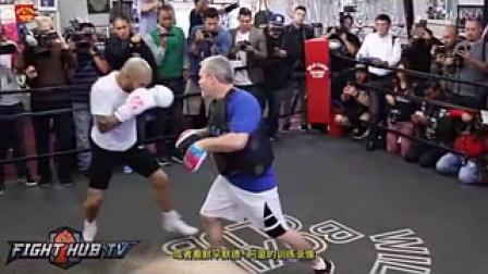 泰森拳击教学视频适合什么功力