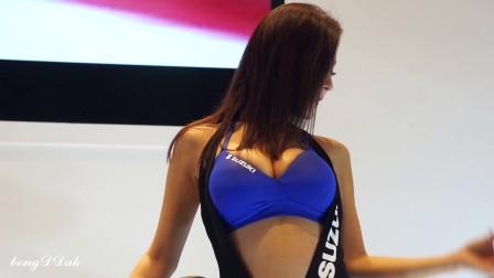 2016 首尔摩托车展 美女车模 Part27