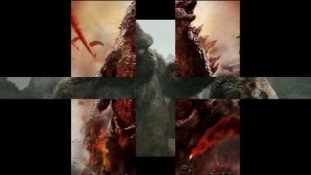 《哥斯拉大戰金剛》曝首張概念劇照,金剛長到100米,對戰怪獸之王