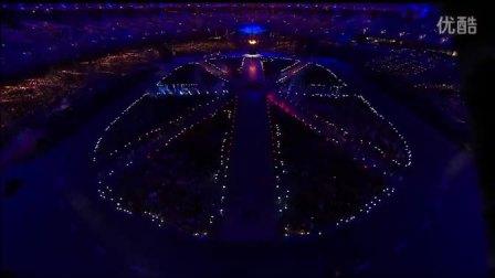 皇后樂隊 和婕西    12年倫敦奧運會閉幕式合作演唱樂隊經典【   】
