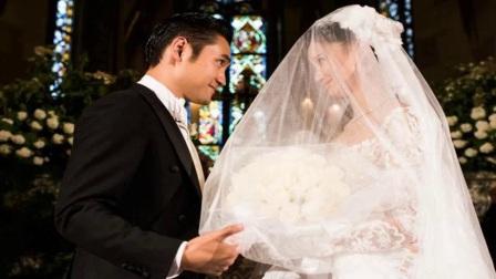 这场世纪婚礼 伴郎团太抢眼 最尴尬是新郎新娘风头被抢光