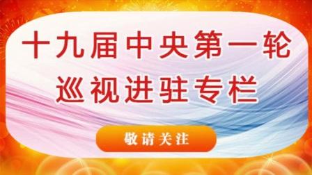 中纪委将公布十九届中央第一轮巡视进驻情况