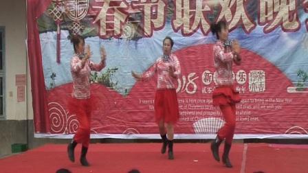 27 新宁县清江乡冻江村春节联欢晚会