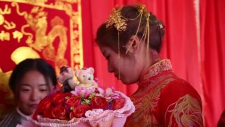心尚人婚庆主持团队祝贺新郎刘志群 程银平喜结良缘