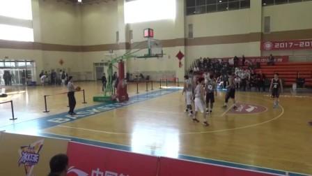 初高中篮球联赛:石家庄二中VS太原五中