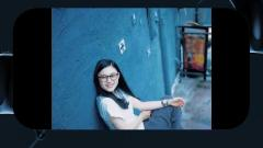 她在日本以清纯和压倒性演技走红,公开写真受到