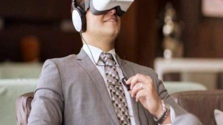 高端商务人士福利 阿联酋土豪航空公司在飞机上引入VR娱乐项目