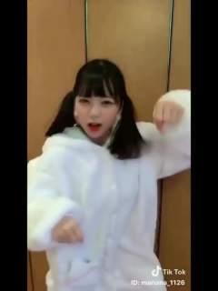 【抖音】日本美女無法出售的偶像姐妹不餓自拍