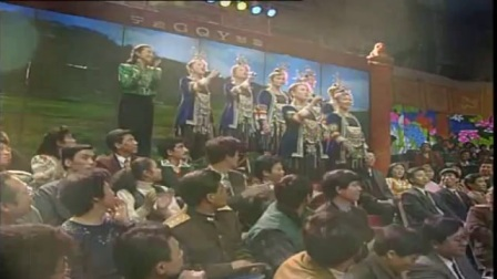 1994年春晚歌曲 蝉之歌 贵州黔东南自治区代表队