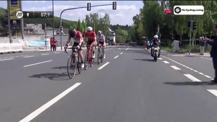 2018环法兰克福自行车大赛全程比赛