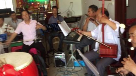 器乐合奏《采茶舞曲》 武汉市新洲区潘塘街道办事处老年乐队