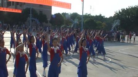 电白区实验中学教师舞蹈