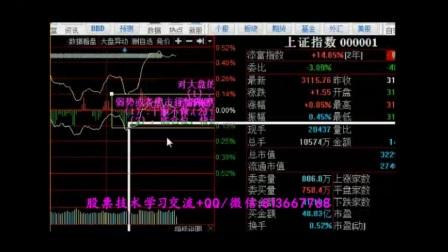 股票怎样快速逃顶 股票实战指导 MACD各项的指标精确解析 (3)
