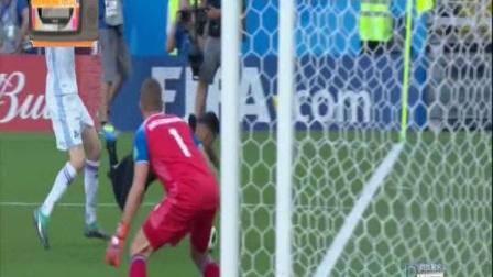 世界杯2018足球决赛直播法国4-2克罗地亚比赛