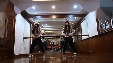 美女舞蹈 台湾双胞胎Sandy&Mandy-GOOD *OY MV(舞蹈模