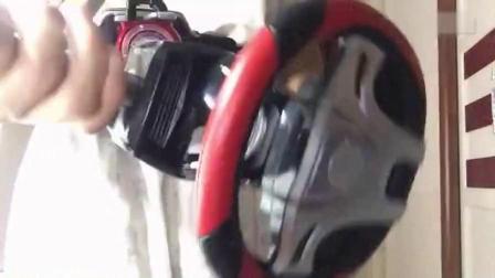 【菠萝上传】假面骑士铠武Drive真人搞笑视频 哈