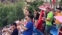 中国花样游泳队将历史上第一次获得世锦赛金牌