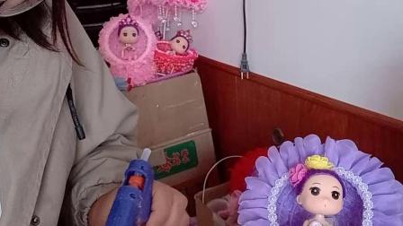 音乐盒娃娃教程