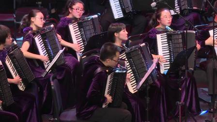 """打虎上山-北京市少年宫佰笛手风琴乐团-2017年"""""""