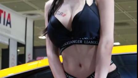 韩国性感车模美女49_高清