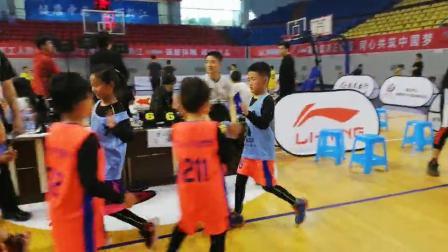 现场直播:2019中国小篮球联赛(重庆黔江赛区)【阮开军拍摄 江改银报道】