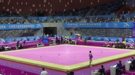 2019年 全锦赛 女子资格赛 2