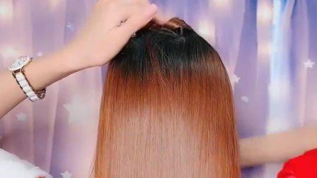 古风发型:一款适合剑侠的发型,干练又简单,你还在等什么